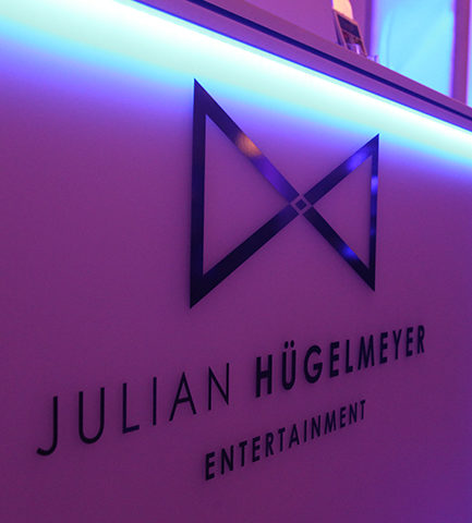 Julian Hügelmeyer - Entertainment