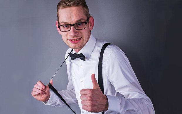 Julian Hügelmeyer - Entertainment Marco