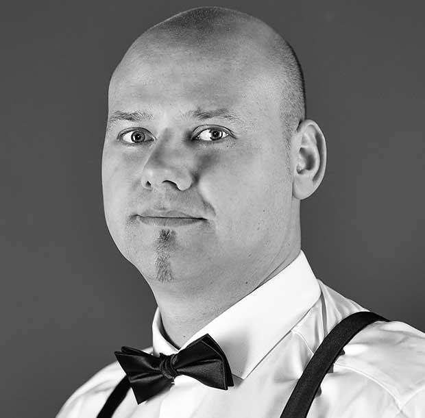 Julian Hügelmeyer - Entertainment Timo