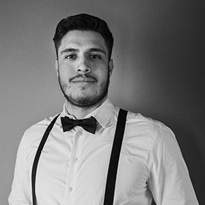 Julian Hügelmeyer - Entertainment Pedro