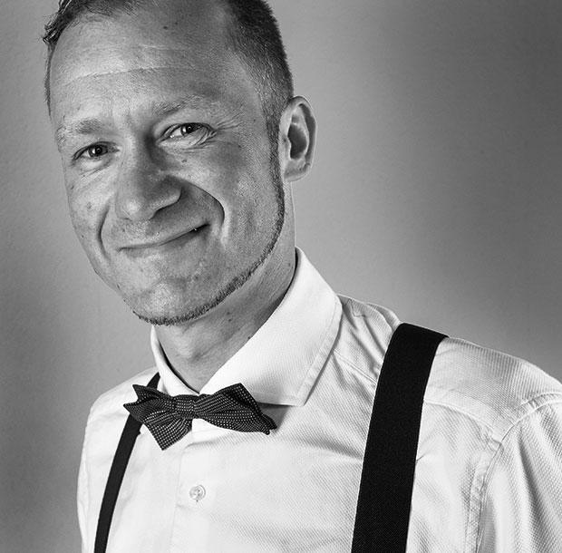 Julian Hügelmeyer - Entertainment Markus