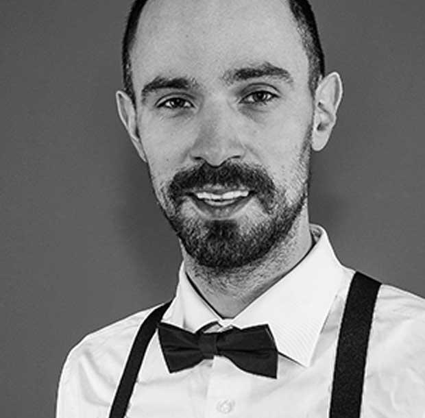Julian Hügelmeyer - Entertainment Ron